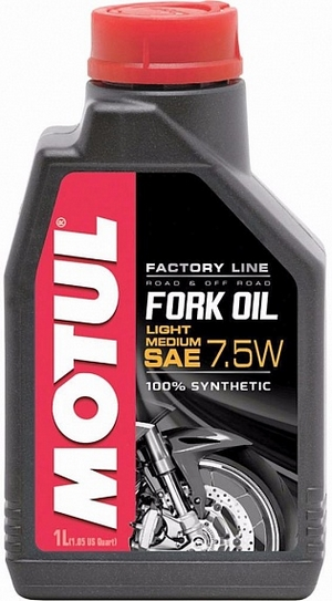Fork Oil light/medium Factory Line Motul