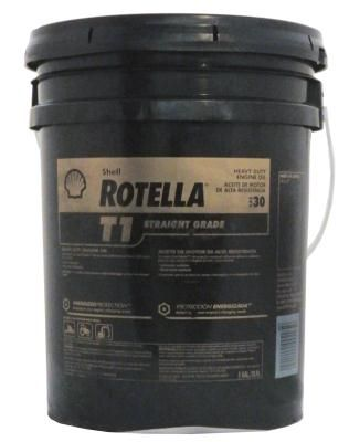 Масло моторное Shell Rotella T1 30