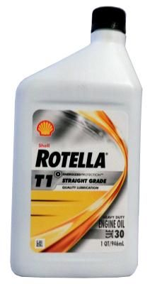 Shell Rotella T1 30