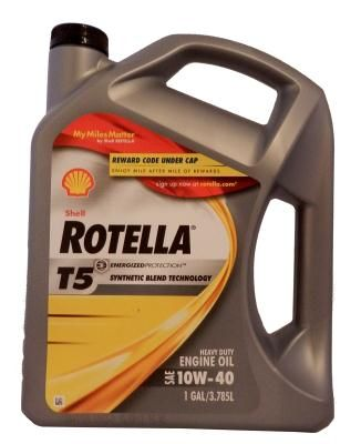 Shell Rotella T5 10W-40