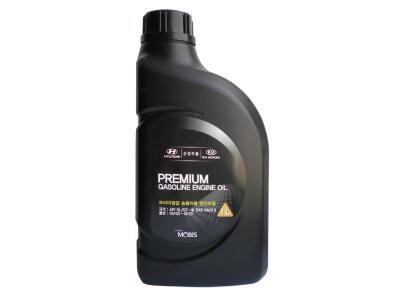 Hyundai/KIA Premium Gasoline SAE 5W20 SL/GF-3