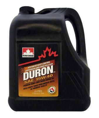 Масло моторное Petro-Canada Duron 15W-40