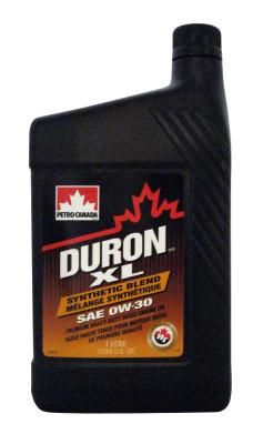 Масло моторное Petro-Canada Duron XL Syntetic Blend 0W-30