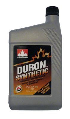 Petro-Canada Duron Syntetic 5W-40