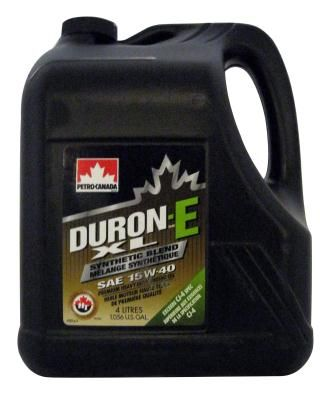Petro-Canada Duron-E XL Syntetic Blend 15W-40