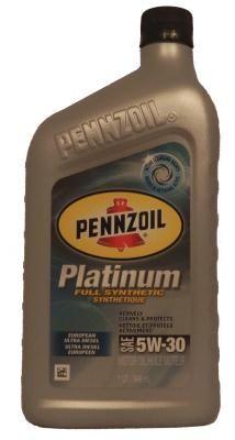 Pennzoil Platinum European Ultra Diesel 5W-30