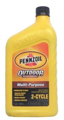 Pennzoil Outdoor Multi-Purpose 2-Cycle Premium Engine Oil