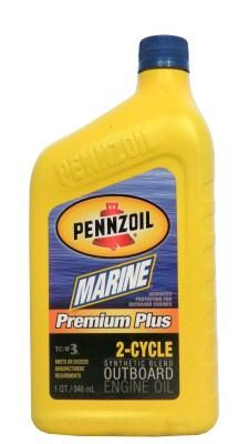 Pennzoil Marine Premium Plus Outboard 2-Cycle