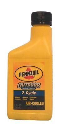 Pennzoil 2-Cycle Outdoor Oil for Air Cooled Engines