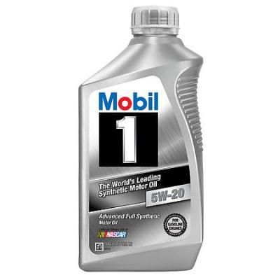 Масло моторное Mobil 1 5W-20