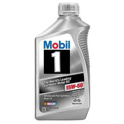 Масло моторное Mobil 1 15W-50