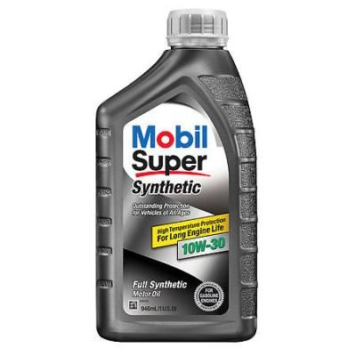 Масло моторное Mobil Super Synthetic 10W-30