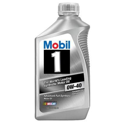 Масло моторное Mobil 1 0W-40