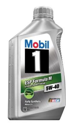 Масло моторное Mobil 1 ESP Formula M 5W-40