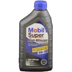 Mobil Super high Mileage 5W-30