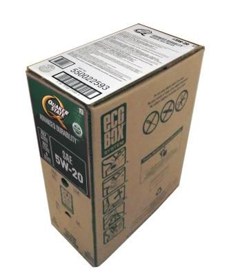Quaker State Advanced Durability SAE 5W-20 Motor Oil