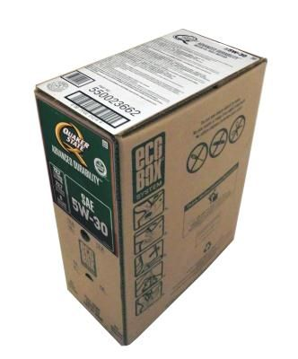 Quaker State Advanced Durability SAE 5W-30 Motor Oil