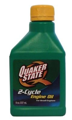 Quaker State Universal 2-Cycle Engine Oil for Air Cooled Engines