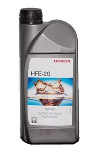 Масло моторное Honda HFE-20 0W-20