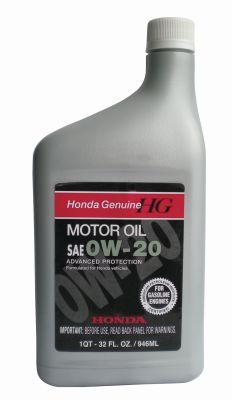 Honda Motor Oil