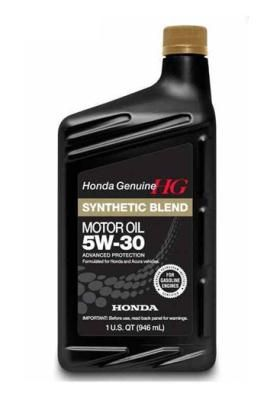 Масло моторное Honda Synthetic Blend 5W-30