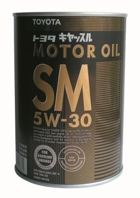 Масло моторное Toyota Motor Oil