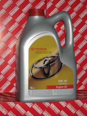 Toyota Engine oil