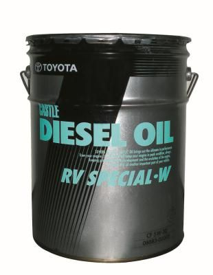 Масло моторное Toyota Diesel Oil RV Special W