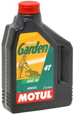 Motul Garden 4T