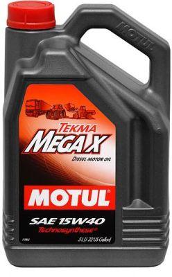 Масло моторное Motul Tekma Mega X
