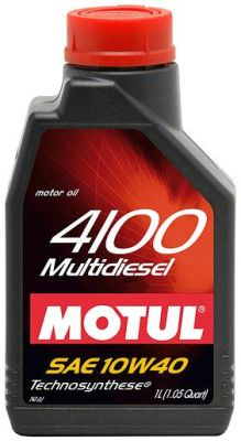 Motul 4100 Multidiesel