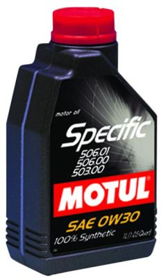 Масло моторное Motul Specific VW 506.01-506.00-503.00