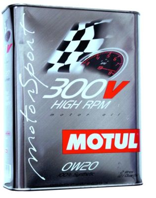 Motul 300 V High RPM
