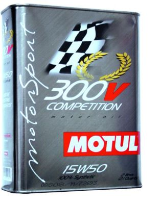 Масло моторное Motul 300V Competition