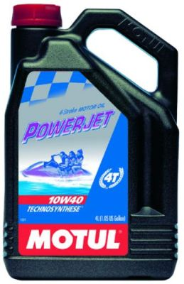 Motul Power Jet 4T