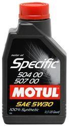 Motul Specific 504.00-507.00
