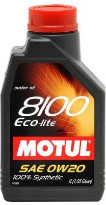 Масло моторное Motul 8100 Eco-Lite