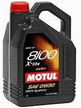 Motul 8100 X-Lite