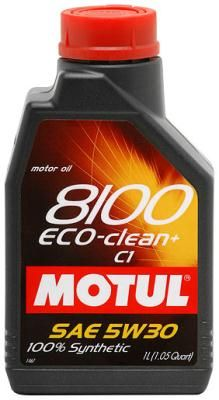Motul 8100 Eco Clean