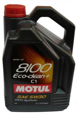 Motul 8100 Eco Clean Plus