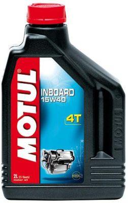 Масло моторное Motul Inboard 4T