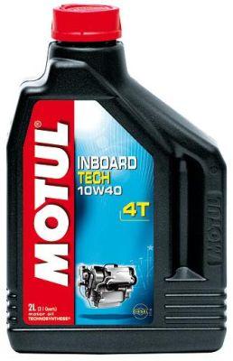 Motul Inboard Tech 4T