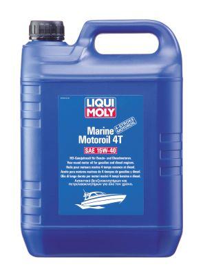Масло моторное Liqui Moly Marine Motoroil 4T SAE 15W-40