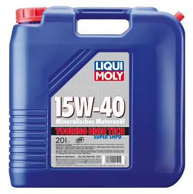 Liqui Moly Touring High Tech Super SHPD SAE 15W-40
