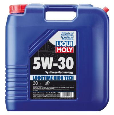 Масло моторное Liqui Moly Longtime High Tech SAE 5W-30