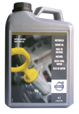 Volvo Engine Oil