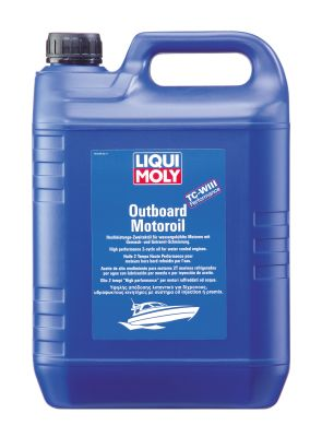 Масло моторное Liqui Moly Outboard Motoroil