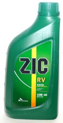 Масло моторное Zic RV 10W-40 CI-4