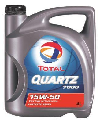 Total Quartz 7000 15W-50