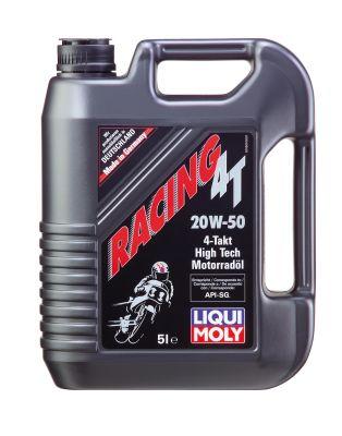 Масло моторное Liqui Moly Racing 4T SAE 20W-50